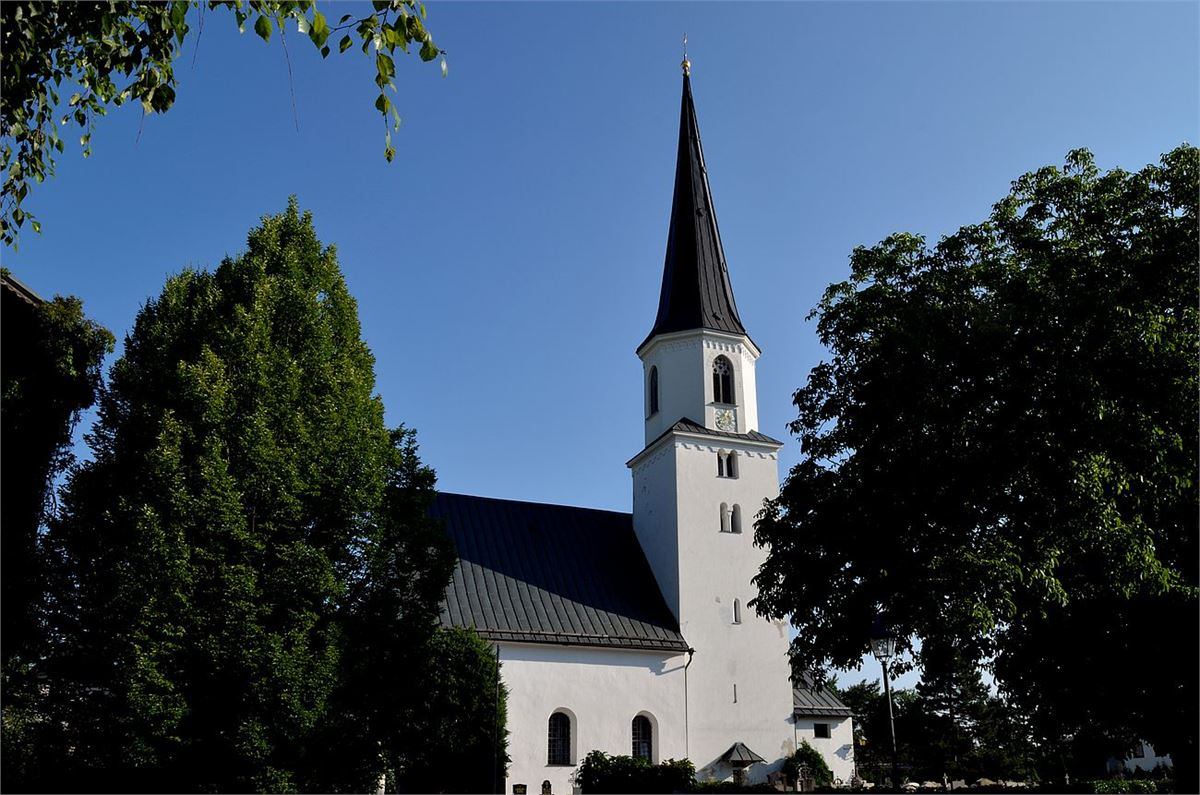 Church of Grödig