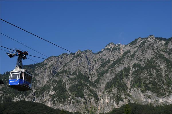 Untersberg cable car